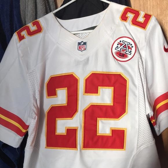 reputable site cd0a7 d6459 Marcus peters Kansas City Chiefs jersey